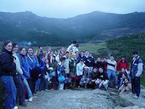 Photo: Grupo de ex-alumnos de Biología y Geología  de 2º y 1º de Bachillerato