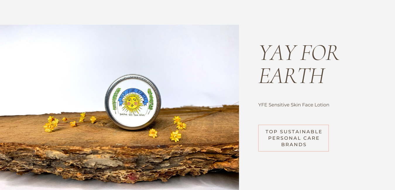 embrace sustainable living with yay for earth