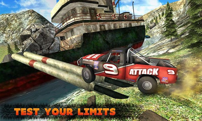 Adventure Stunt Simulator screenshot