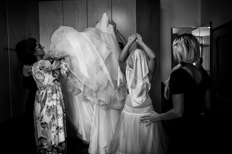 Wedding photographer Barbara Fabbri (fabbri). Photo of 25.10.2019