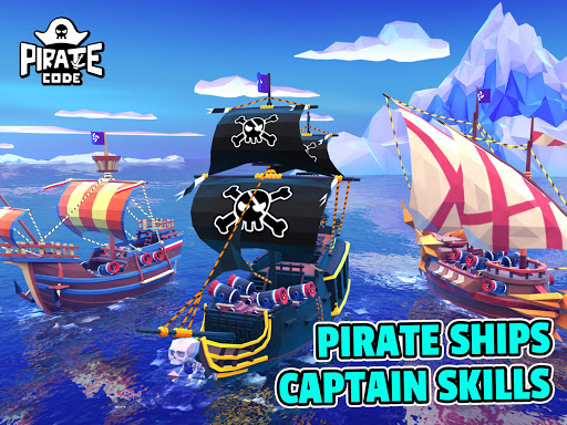 Pirate Code - PVP Battles at Sea apkpoly screenshots 9