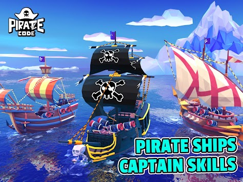 Pirate Code - PVP Battles at Sea apk screenshot