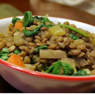 Lentil Celery Soup Recipes