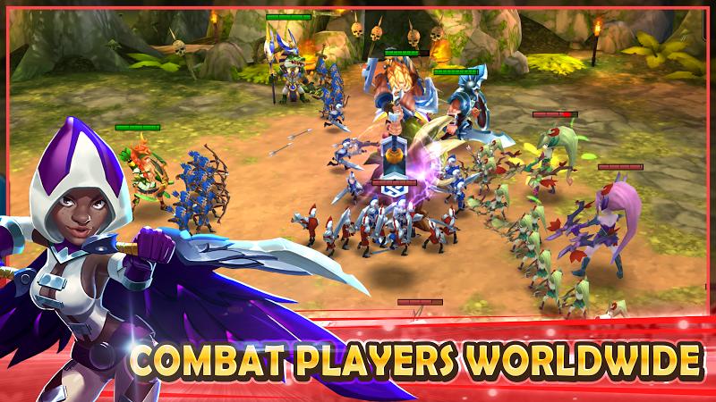 Wartide: Heroes of Atlantis Screenshot 2