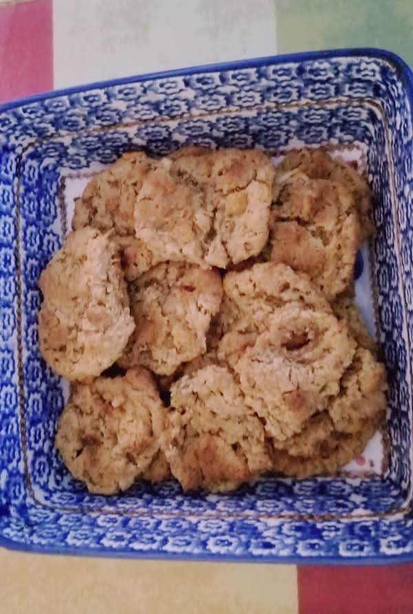 Diana's Fabb Snack Cookie Recipe