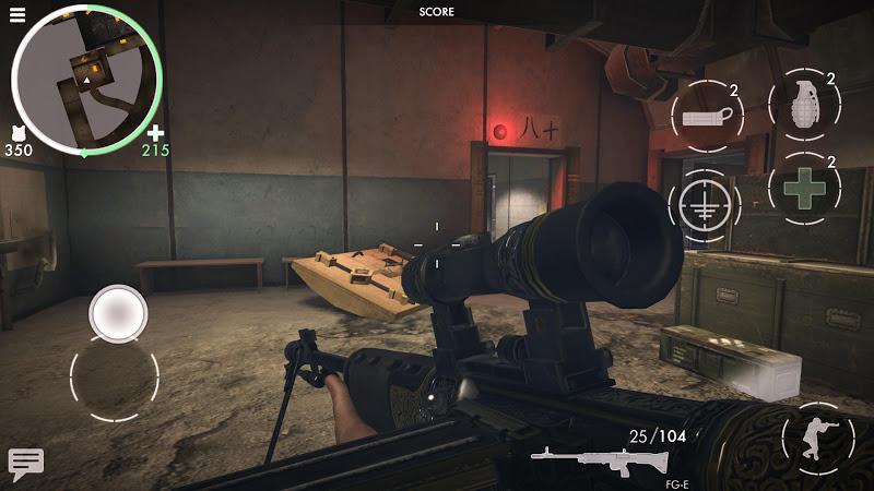 World War Heroes: WW2 Shooter Screenshot 13