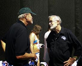 Photo: Ray McGovern, former CIA analyst