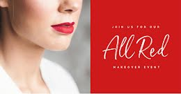 All Red Makeover - Facebook Ad item