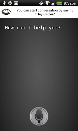 Cluzee Your Personal Assistant screenshot 2