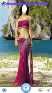 Indian Dress photo frames 2017 - náhled