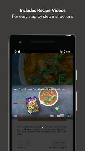 FitMenCook - Healthy Recipes  screenshots 5