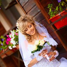 Wedding photographer Vadim Chikalo (bikervadim). Photo of 01.09.2014