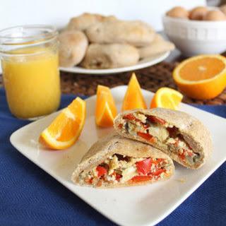 Homemade Breakfast Hot Pockets.