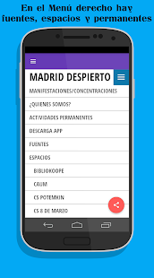 Madrid Despierto- screenshot thumbnail