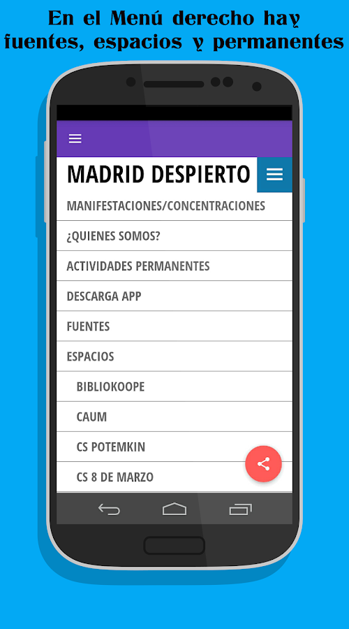 Madrid Despierto- screenshot