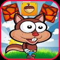 Squirrel  world run icon