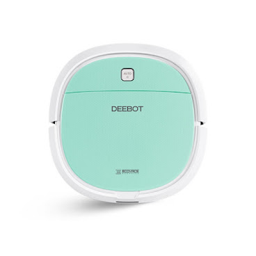Ecovacs 智能吸塵機械人 DEEBOT MINI 2 DA3G App Control Floor Cleaning Robot 香港行貨 兩年保用