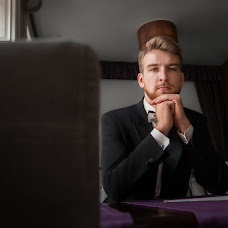 Wedding photographer Rostyslav Kostenko (RossKo). Photo of 11.12.2017