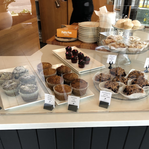 Gluten free and vegan muffins and cupcakes