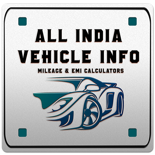 All India Vehicle info - Mileage Calculator- VAHAN