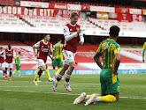 Arsenal enterre WBA, direction la relégation