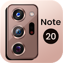 Camera for Note 20 Ultra: Camera For Galaxy Tab S7 icon