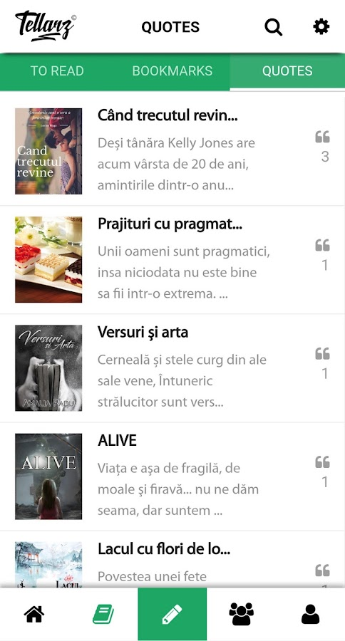 Tellarz - ✍  & 📖  Free Books anytime, anywhere- screenshot