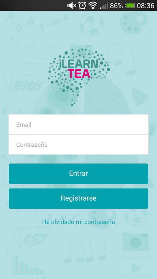 iLearnTEA- screenshot