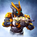SHADOWGUN LEGENDS - FPS and PvP Multiplayer games icon