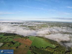Photo: Marée de brume en Combrailles, Auvergne, France