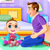 Crazy Mommy Vs Daddy Caring Android APK Download Free By Bmapps