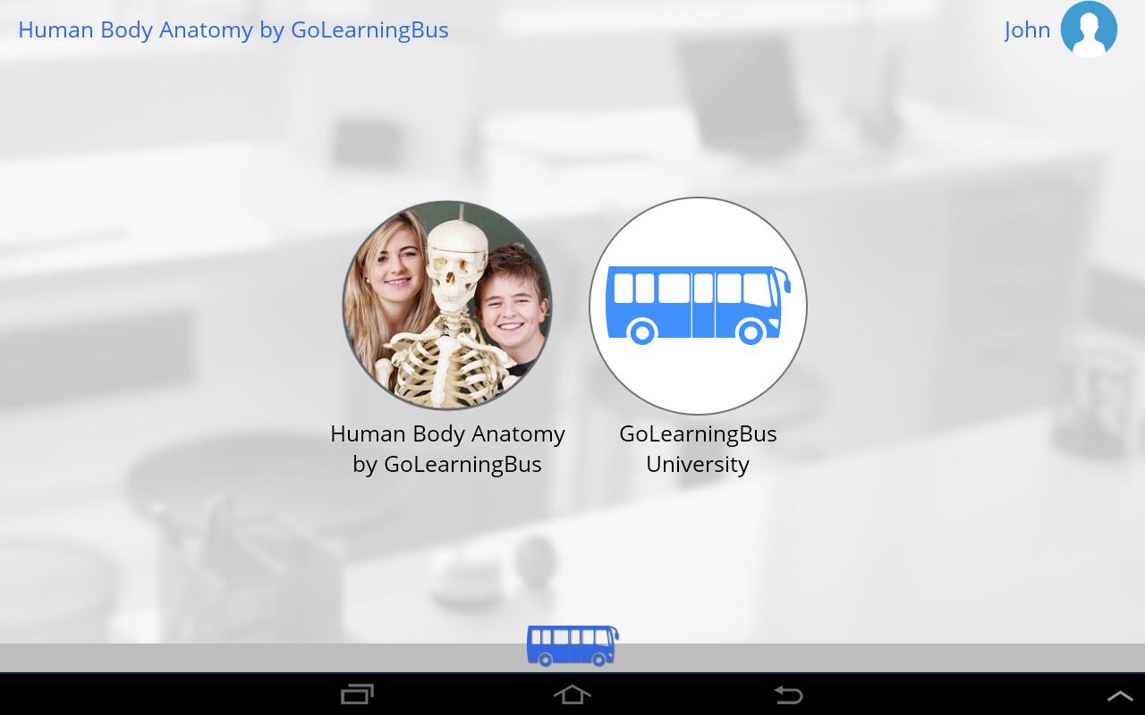 Human Body Anatomy- screenshot