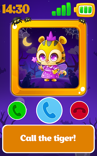 Baby Phone for Toddlers - Numbers, Animals, Music  screenshots 5
