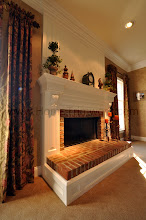 Photo: (After) TT's Fireplace Mantel and over-Mantle Berwyn, PA