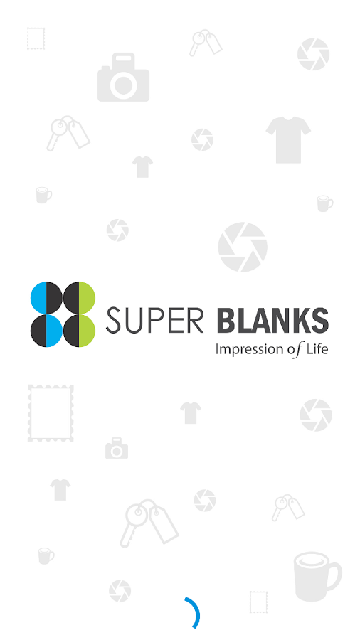 SuperBlanks- screenshot