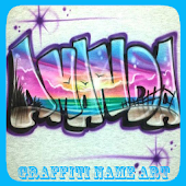 Graffiti Name Art