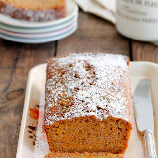 5 Minutes Healthy Carrot Cake.