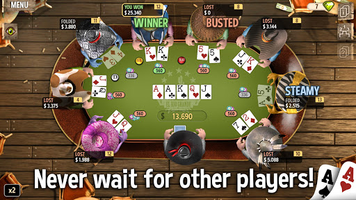 Governor of Poker 2 - OFFLINE POKER GAME  gameplay | by HackJr.Pw 12