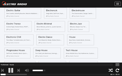 Electronic Music Radio screenshot 4