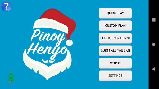 Pinoy Henyo apkpoly screenshots 3