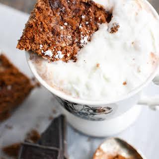 Grain Free Hot Chocolate Brownies - 2 Ways.