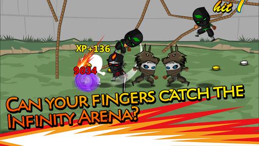 Ninjas Infinity 2.0 screenshots 1