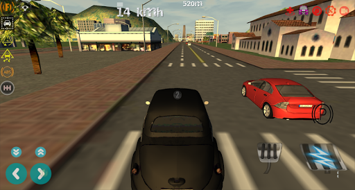 Limousine City Driving 3D