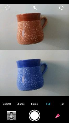 Capturas de pantalla de Color Changing Camera 1