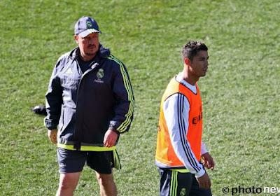 """Ronaldo: """"Benitez buiten, of ik vertrek"""""""