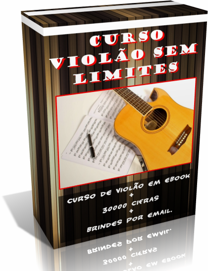 Curso Violão Sem Limites + 30000 Cifras