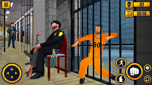 Prison Escape- Jail Break Grand Mission Game 2019 1.0 screenshots 2