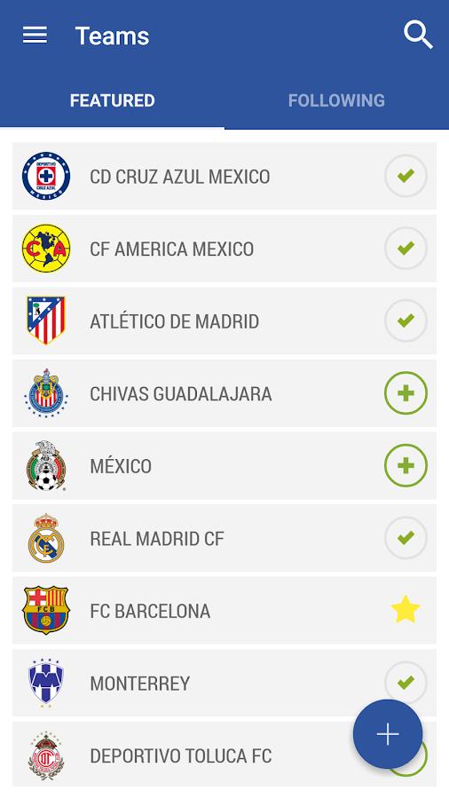 FC Barcelona Blaugranas - screenshot