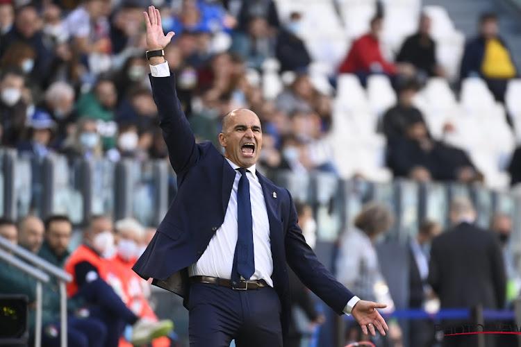 Roberto Martinez s'exprime sur le FC Barcelone