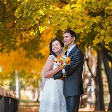 Wedding photographer Sergey Babich (babutas). Photo of 18.10.2014